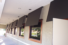 Custom Awnings Walkway Covers | Awnings by Coversol | Tampa, FL | (813) 960-1213